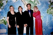 John with sisters; Julie, Deb, and Mary Beth