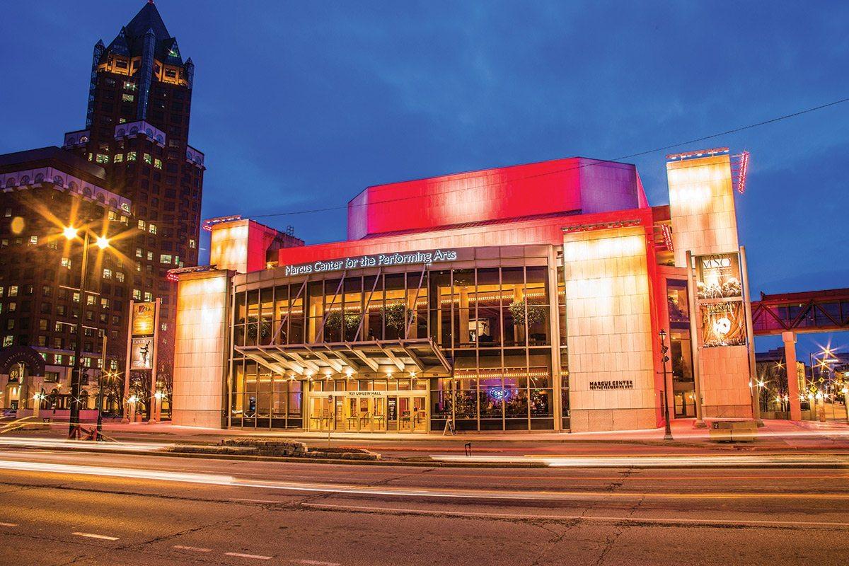 Marcus Performing Arts Center, Milwaukee