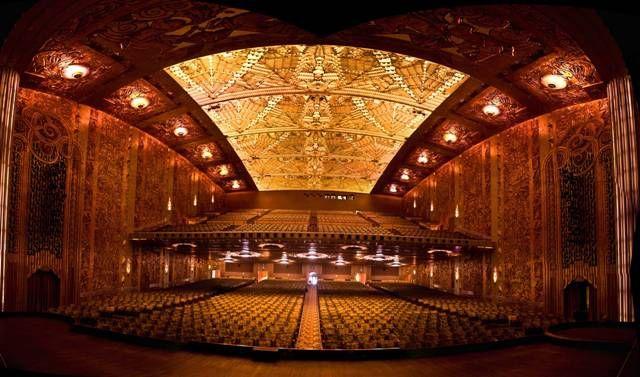 Paramount Theatre Denver
