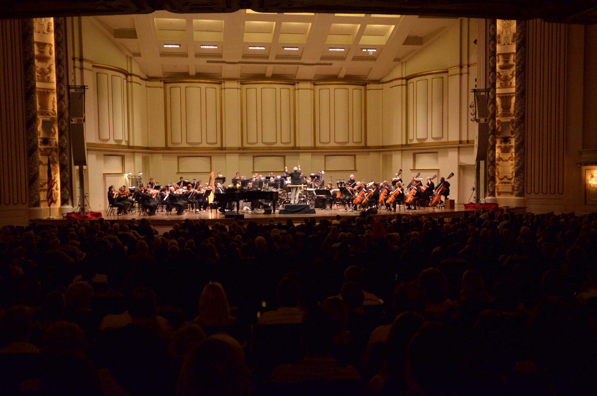 The St Louis Symphony