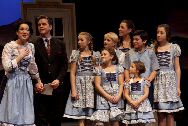 The family Von Trapp