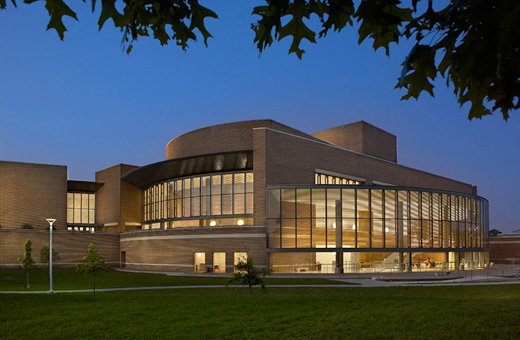 Touhill Performing Arts Center